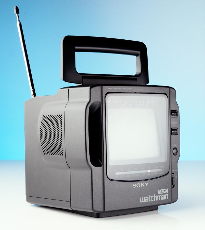 Sony Watchman FD-525 (1993)
