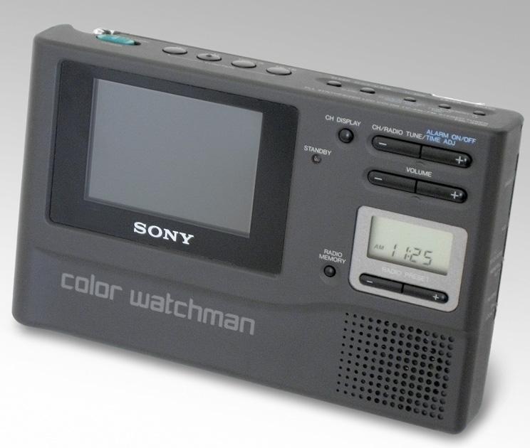Sony Watchman FDL-3500 (1990)