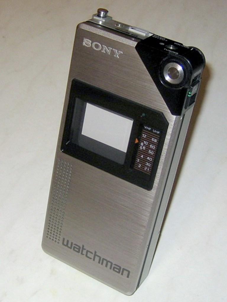 Watchman FD-210 (1982)